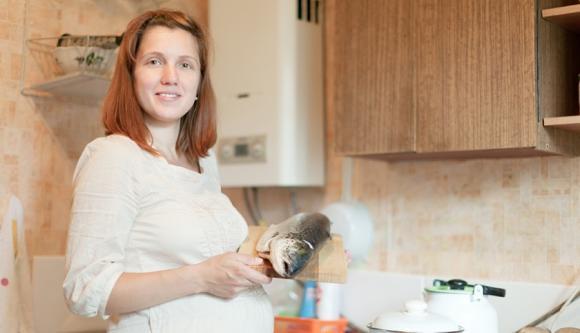 cosa non mangiare Pesce-in-gravidanza