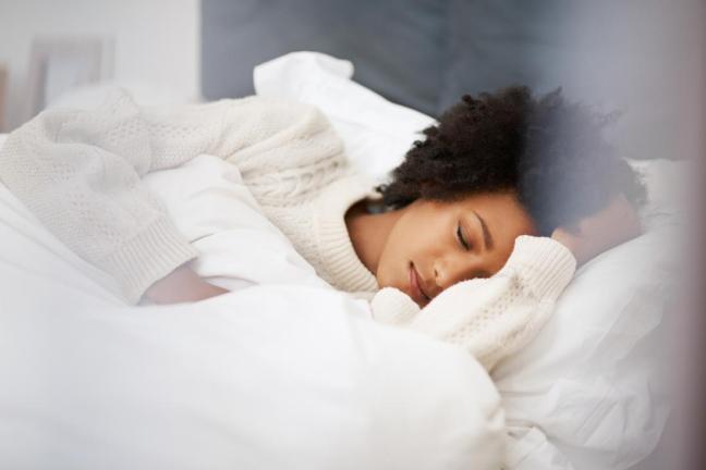 donna che dorme farmajet