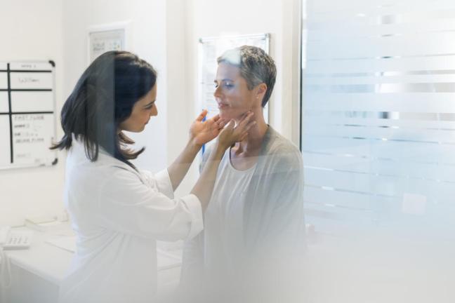 dottore linfonodi farmajet