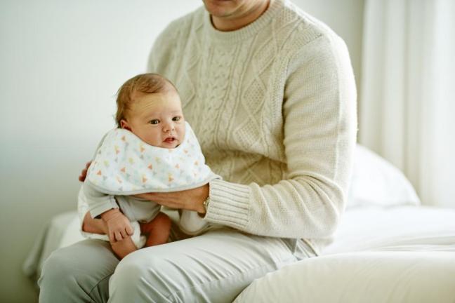 neonato con singhiozzo farmajet