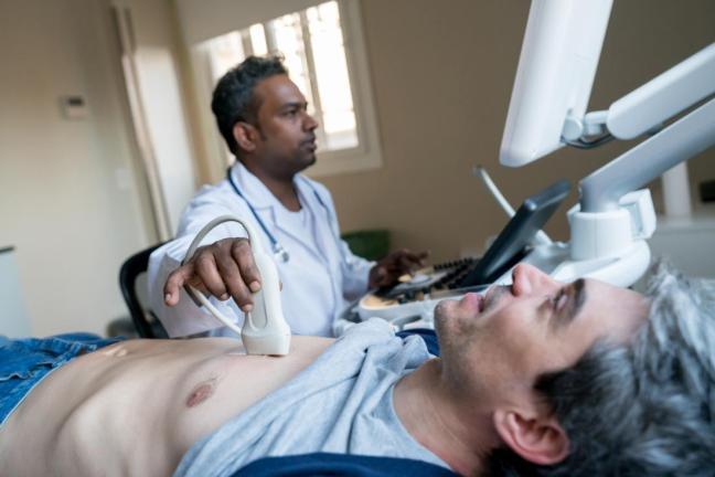 ultrasuoni ecografia