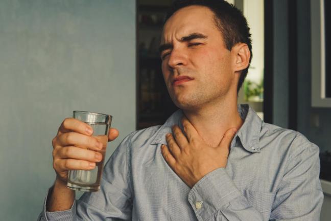 mal di gola farmajet
