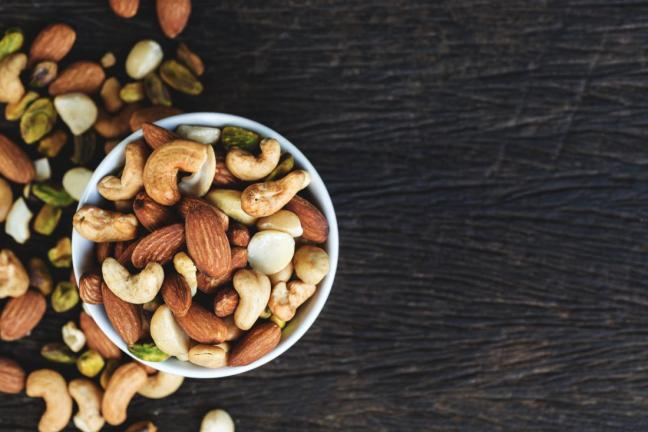 noccioline e potassio farmajet