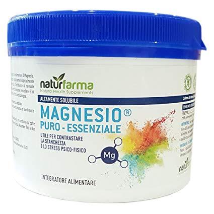 magnesio puro nuova confezione